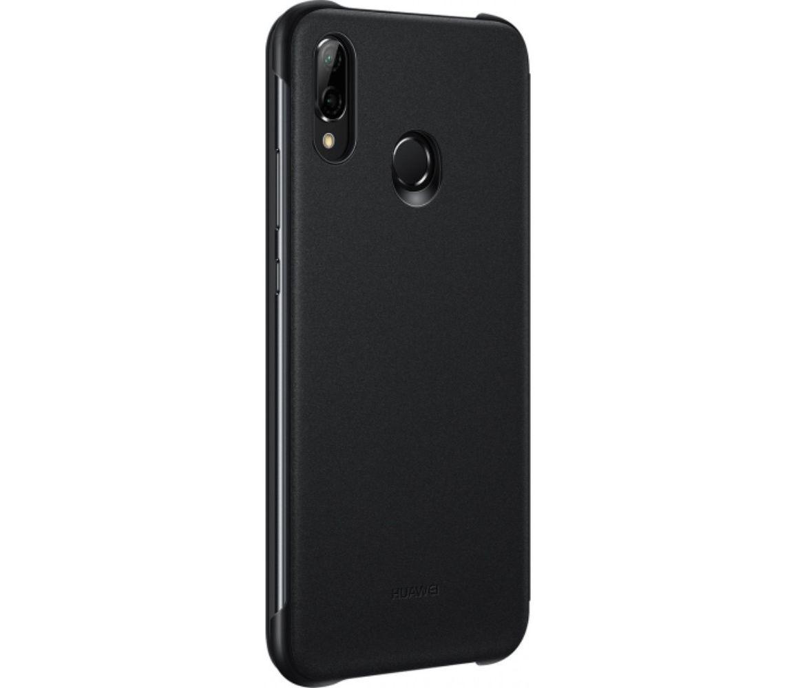 online store cdacc 7794a Huawei P20 Lite Smart View Flip Cover Black (51992313)