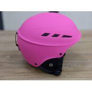 Freemont pink helmet
