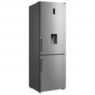 მშრალი ყინვის მაცივარი წყლის დისპენსერით – MIDEA HD-400RWE1N(STW) Inox