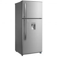 მშრალი ყინვის მაცივარი წყლის დისპენსერით – Dry Freezer Refrigerator with water dispenser -  MIDEA  HD-520FWN(STW)  371L