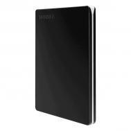 გარე მყარი დისკი - TOSHIBA HDTD320EK3EA Canvio Slim 2TB 2.5 USB 3.0 Black