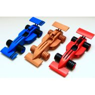 Geostyle wood art F1 Car