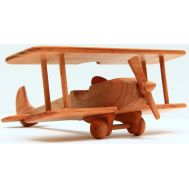 Geostyle wood art Plane