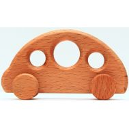 Geostyle wood art Baby Bus