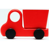 Geostyle wood art baby truck