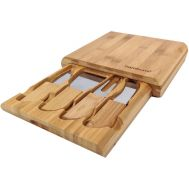 Bambum Gravyer  BPSG1 5 Pcs Cheese Serving Set