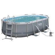 Oval Pool Set 4.88 x 3.05 x 1.07