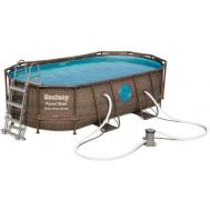 Oval Pool Set 4.27 x 2.50 x 1.00