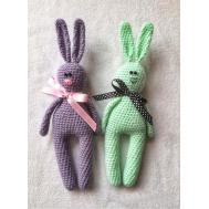 სათამაშო კურდღელი soft toy - a rabbit