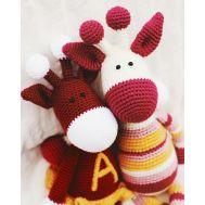 სათამაშო ჟირაფი Soft toy - giraffe
