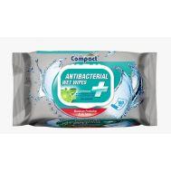 wet wipes antibacterial 100 pcs