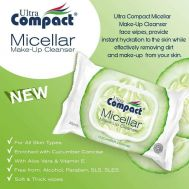 Make up micellar wipes 25pcs