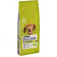 Pet foods, dog food Chow Lamb