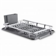Dish dryers, Dish drying rack with drain board