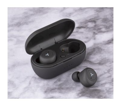 ყურსასმენი –Accesstyle Denim TWS, Wireless Bluetooth, in-ear Black