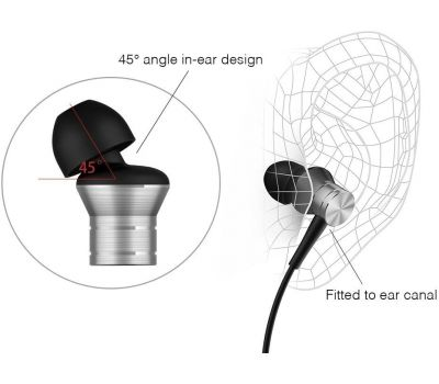 ყურსასმენი – 1MORE Piston Fit In-Ear Headphones