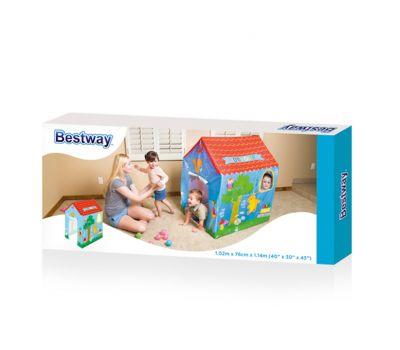 საბავშვო სათამაშო სახლი-კრავი