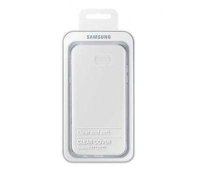 Samsung Galaxy A7 (2017) Clear Cover EF-QA720TTEGRU