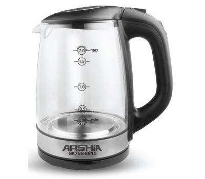 ელექტრო ჩაიდანი ARSHIA GK786-2215