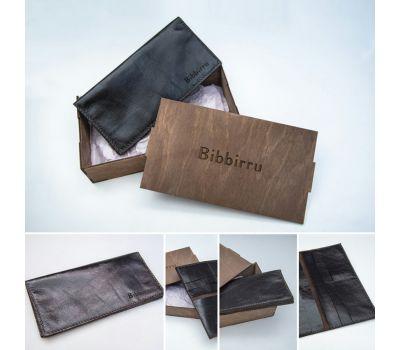 Bibbirru -ს ტყავის საფულე 3