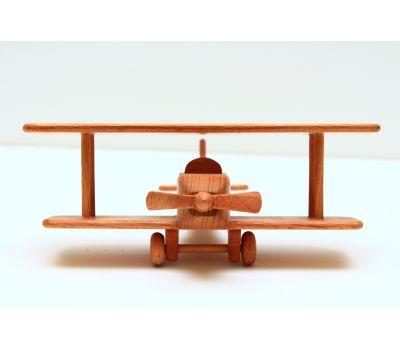 Geostyle wood art Plane