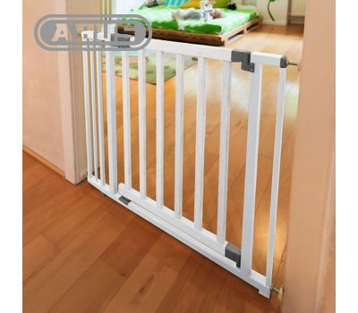 Metal door and stair gate JC9330 W Finn