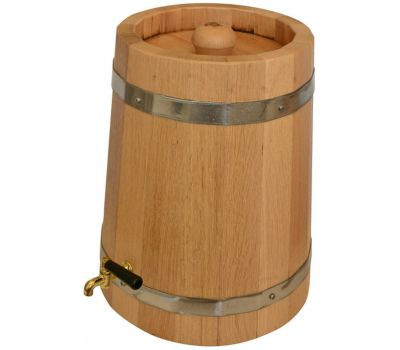 Bambum Barile B0211 Vertical Oak Barrel 10 Lt