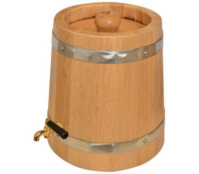 Bambum Barile B0210 Vertical Oak Barrel 5 Lt
