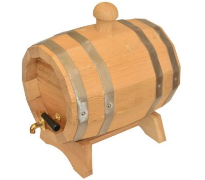 Bambum Barile BWF05 Horizontal Oak Barrel 5 Lt