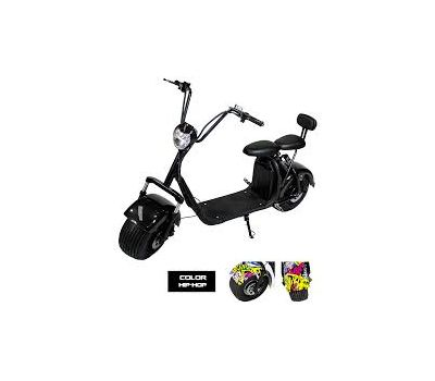 city coco Electric moped black