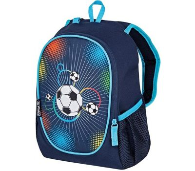 school backpack football herlitz