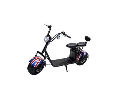 city coco Electric moped UKflag
