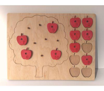 ხის სათვლელი ხე-ვაშლი