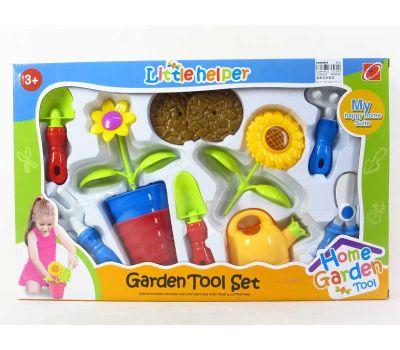 ხელსაწყოების ნაკრები ბაღისთვის