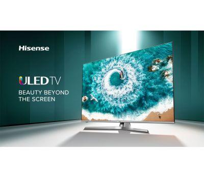 """ტელევიზორი - Hisense 4K UHD 55"""""""