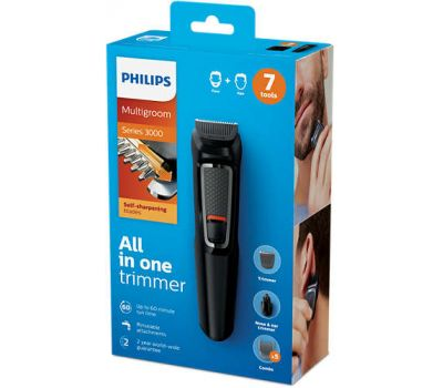 თმის საკრეჭი - მულტიფუნქციური ტრიმერი  Philips MG3720/15