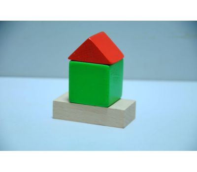 Wooden toys, Wooden toy Building Cubes